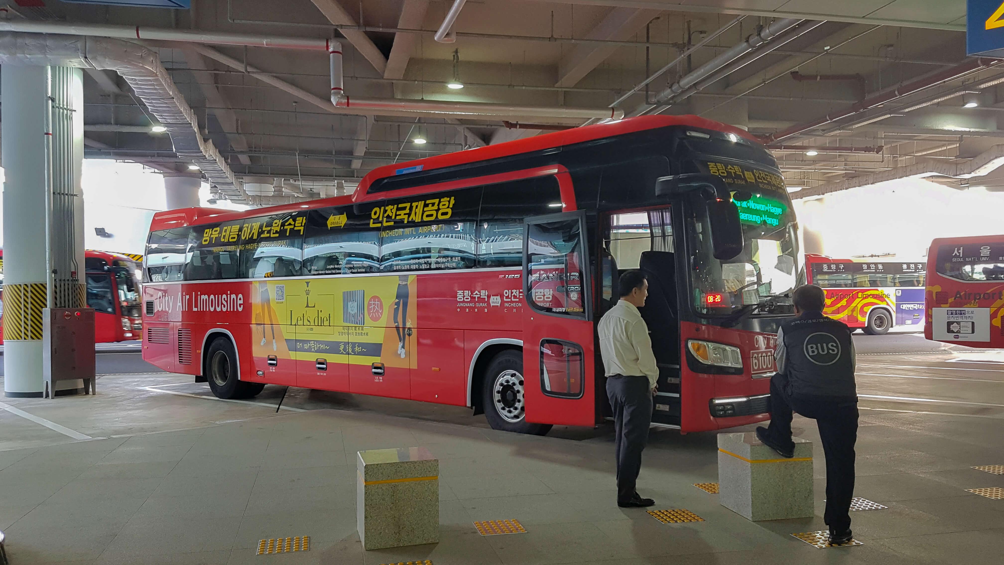 City Air Limousine - Flughafenbusse