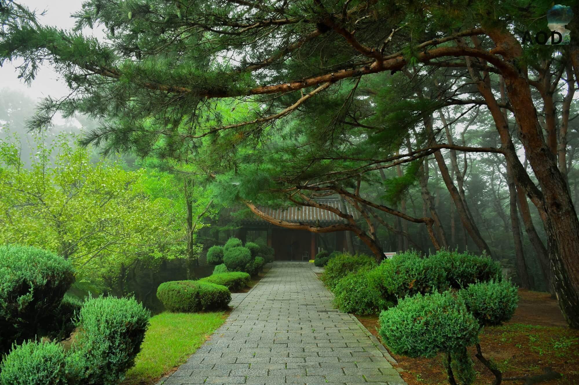 Heungmumun - Tor zum Grab von Kim Yu Sin
