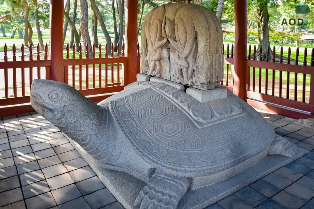 Königsgräber Taejong Muyeol