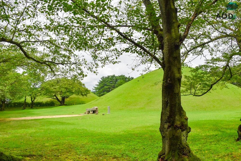 Hügelgrab von König Michu