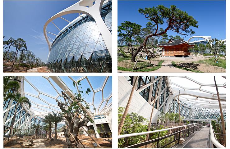 Der Seoul Botanic Park - Quelle: english.seoul.go.kr
