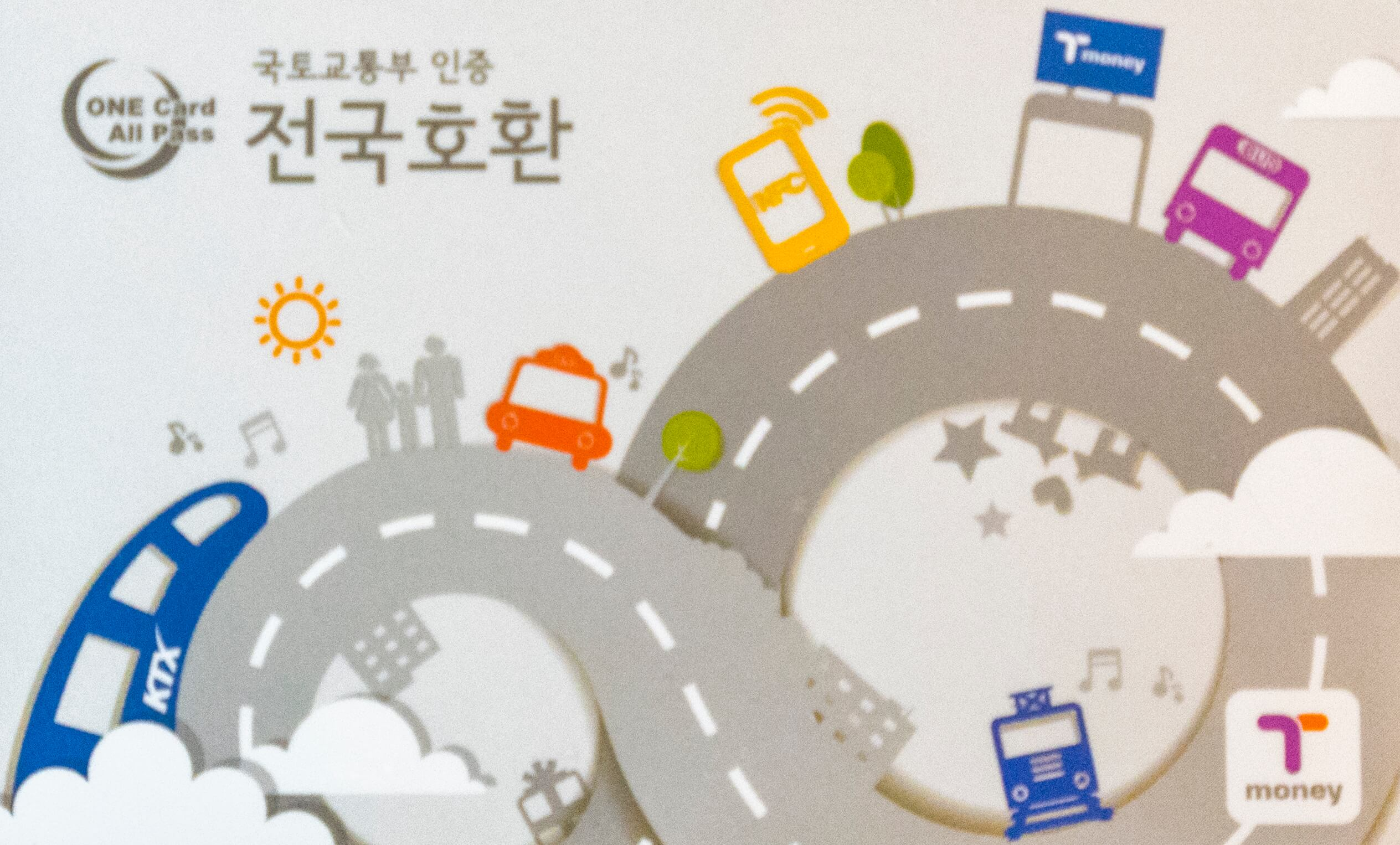 T-Money-Card - Eure Fahrkarte im öffentlichen Verrkehr in Korea
