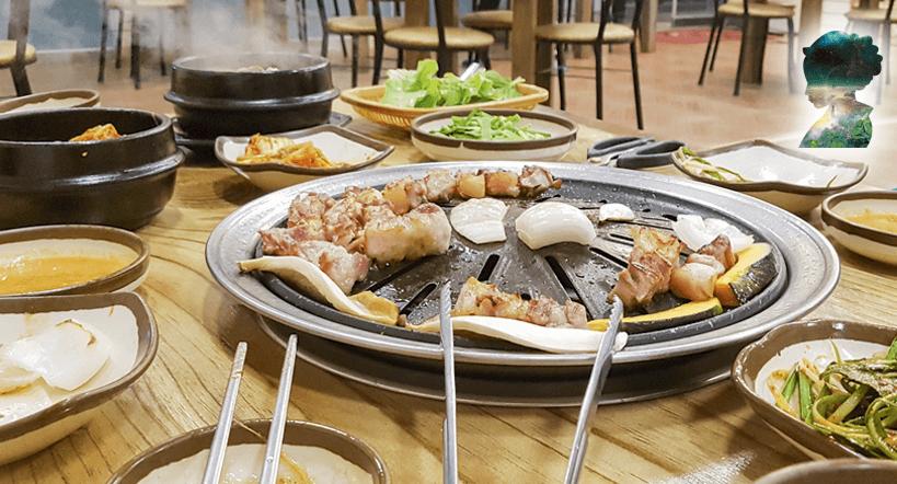 Koreanische Ess- und Tischsitten