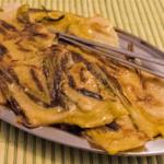 Pajeon (파전) – Rezept für koreanische Pfannkuchen