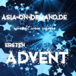 AOD wünscht einen schönen ersten Advent.