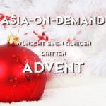AOD wünscht einen ruhigen dritten Advent
