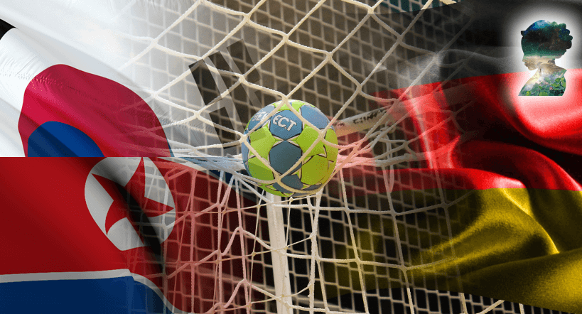 Handball-WM 2019 - gemischtes Team Korea