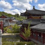 Shilla Millennium Park und ein Dramaset