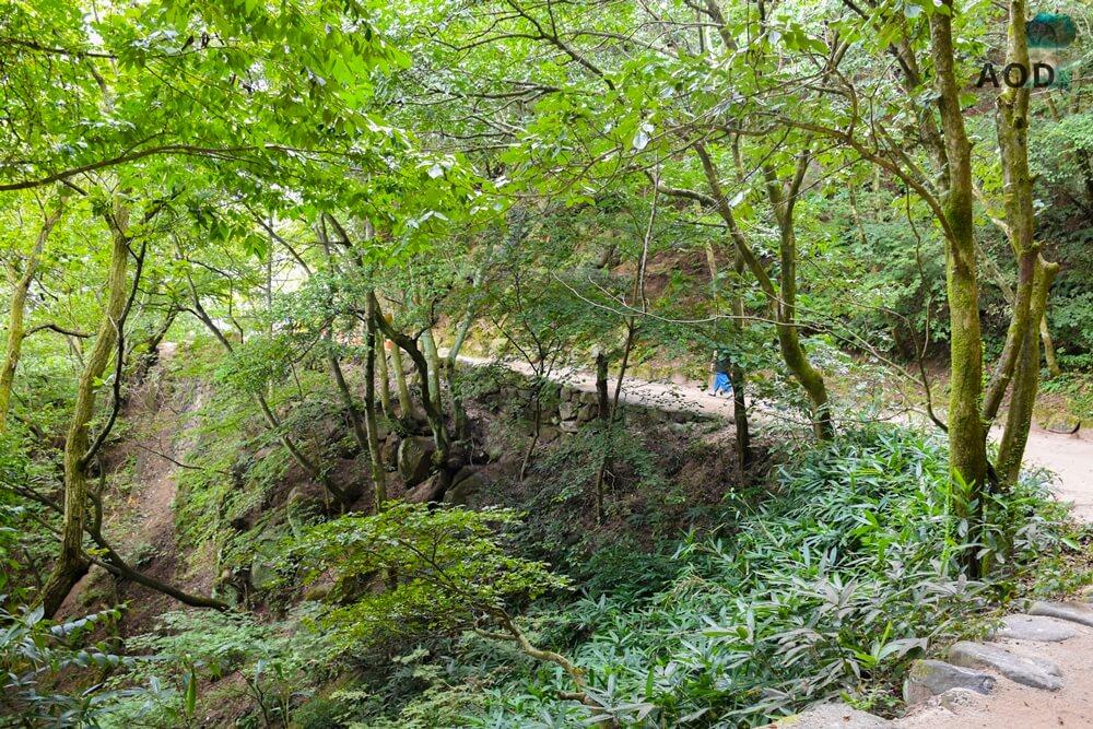 Weg zur Seokguram