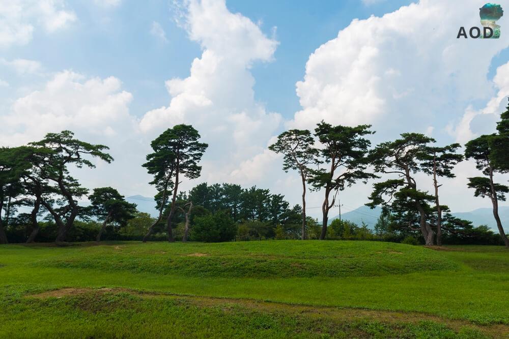 Ehemalige Stelle für den Najeong Brunnen