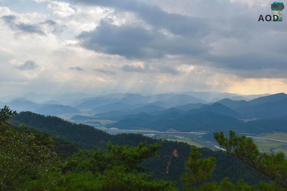 Ausblick vom Namsan