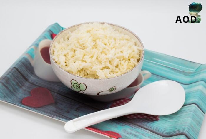 Omurice - Reis vom Vortag