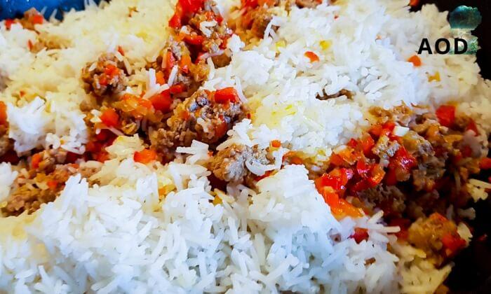 Reis hinzufügen